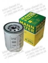 Фильтр топливный МАNN PL270x