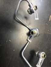 Топливопровод (Fuel line) 04906794