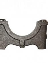 Крышка крепления коленчатого вала 4993097