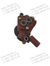 Масляный Насос (Oil Pressure Pump) 04143642