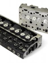 Головка блока двигателя в сборе / CYLINDER HEAD АРТ: ZZ80282