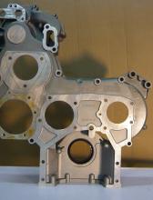 Крышка газораспределительного механизма / TIMING GEAR CAS АРТ: 3716C573РО