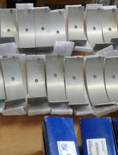 Вкладыши шатунные коленчатого вала, 2-й ремонт, 1 пара / BIG END BEARING KIT АРТ: SE91ACM020X