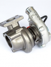 Турбокомпрессор / TURBOCHARGER АРТ: 2674A405