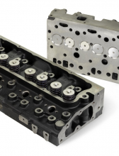 Головка блока двигателя / CYLINDER HEAD АРТ: ZZ80270